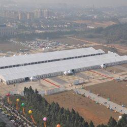 20m exhibition tent