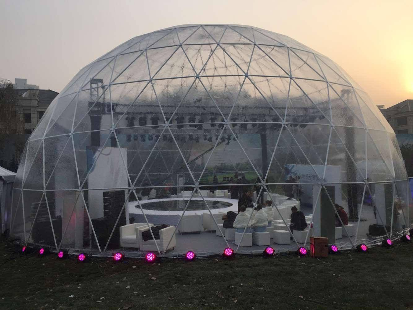 cupola geodetica vendo