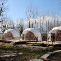 costruzione cupole geodetiche