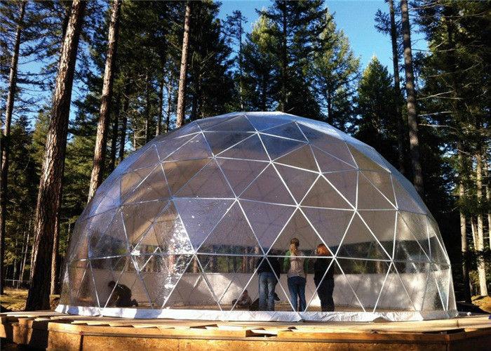 vantaggi cupola geodetica