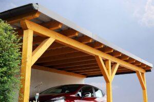 tettoia per auto